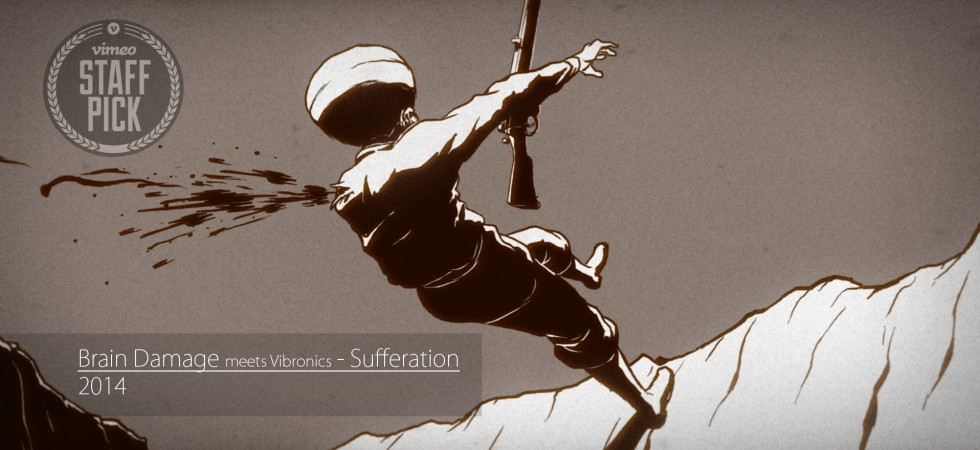 Brain Damage meets Vibronics – Sufferation